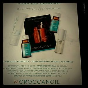 MOROCCAN OIL Travel Gift Set